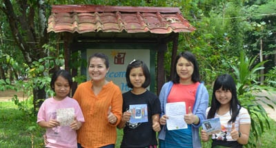 Paper Bridges: Spreading Hope to Orphans One Letter at a Time