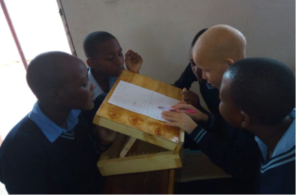 Sights on Learning Project - Tanzania